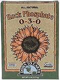 Down to Earth Organic Rock Phosphate Fertilizer 0-3-0, 5 lb