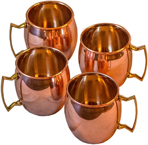 Moscow Mule Solid Pure Copper