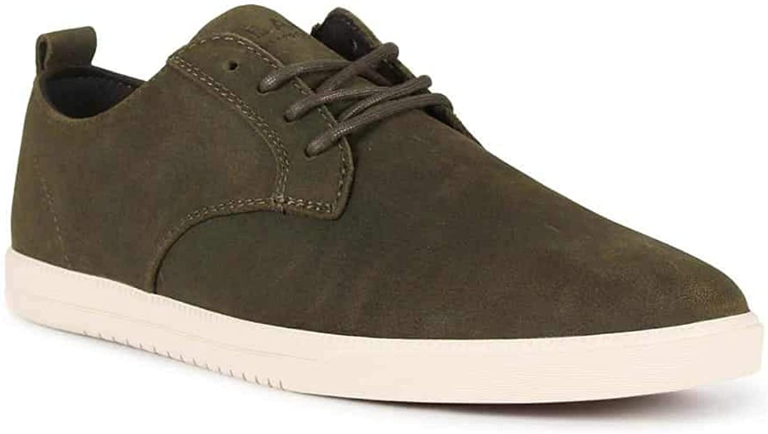 Clae Ellington Mens Sneakers Green