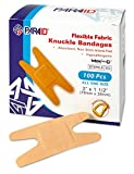 MEDca Adhesive Bandages, Flexible Fabric (Knuckle)
