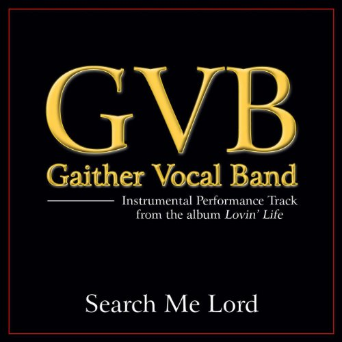 Search Me Lord (Original Key P...