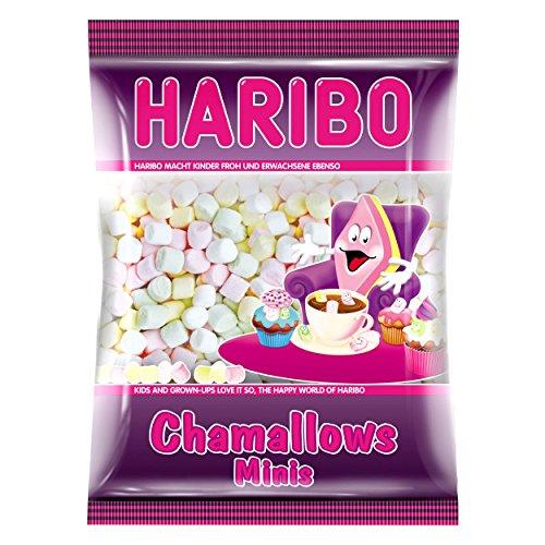 Haribo Chamallows Minis, Schaumzucker, Marshmallows, Mausespeck, 200 g