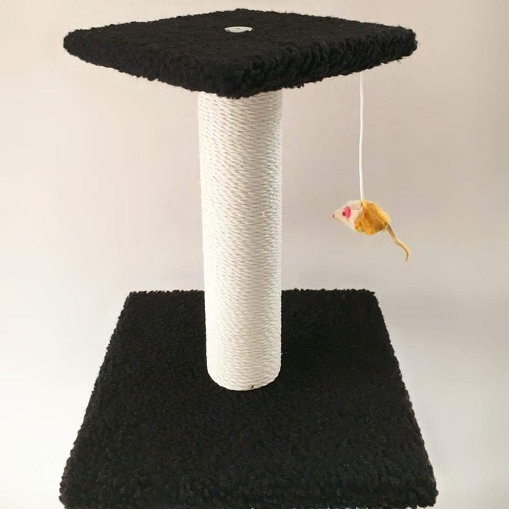 bluee Weiwei Cat climbing Frame cat tree cat grab column for game sleeping 28cm 28cm  34cm