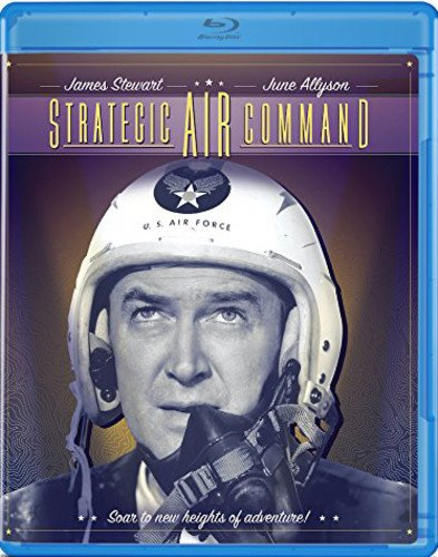 Strategic Air Command [Blu-ray]