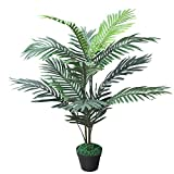 CHW Artificial 3-Feet Tropical Palm Plant