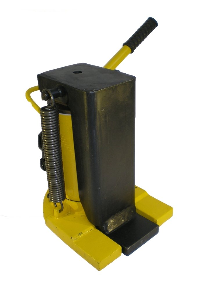 20 Ton Hydraulic Toe Jack Ram Machine Lift Cylinder QD-20