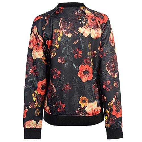 Aop Floral Giacca nbsp; Everlast Donna HwtqWABI