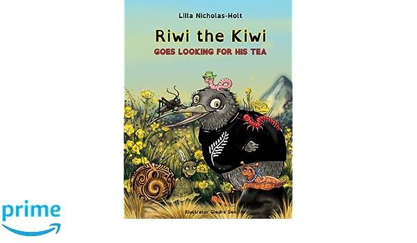 Amazon Riwi The Kiwi Goes Looking For His Tea Opendyslexic
