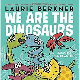Read Online We Are the Dinosaurs with Read Along CD pdf epub