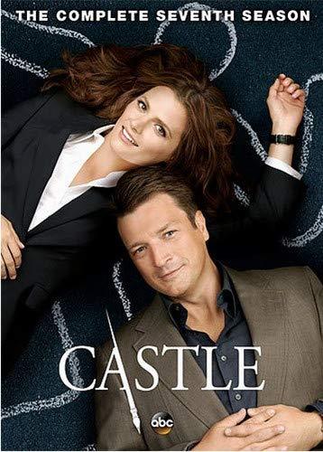 Amazon Com Castle Season 7 Nathan Fillion Stana Katic Seamus Dever Jon Huertas Tamala Jones Molly Quinn Susan Sullivan Penny Johnson Jerald Movies Tv