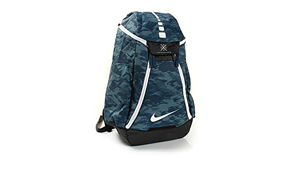 114957df5197 Nike Mens Elite MAX AIR Backpack BA5260-425 - Space Blue Black White  Amazon .ca  Sports   Outdoors