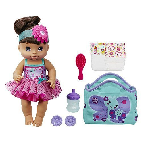 Baby Alive Brunette Twinkle Baby By Hasbro