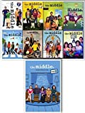 The Middle Complete Series Seasons 1-9 (27 Disc DVD Set)