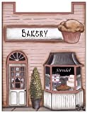 mini bakery display case - Brandywine Woodcrafts - Bakery Display for Miniatures