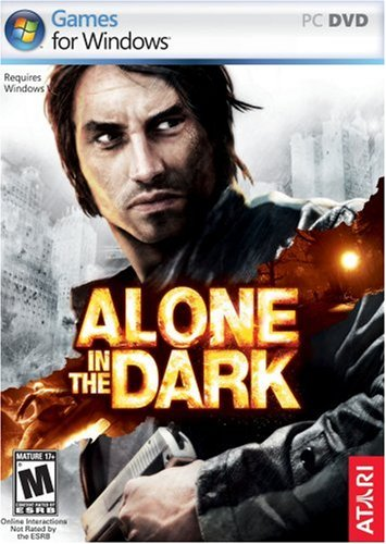 Alone in the Dark - PC - Games Pc Horror