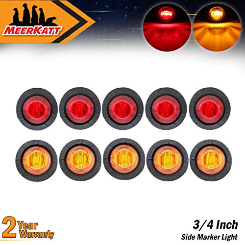 Round Led Indicator Lights in US - 3