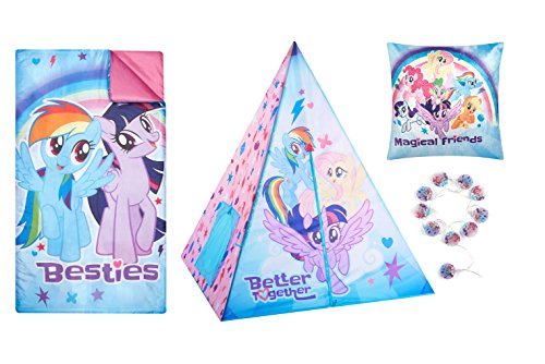 Price comparison product image My Little Pony Tee Pee Slumber Set