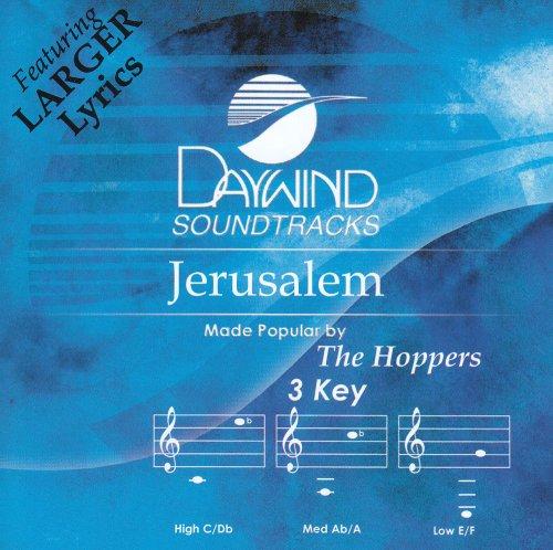 Jerusalem [Accompaniment/Performance Track]