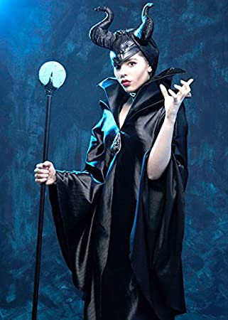 Magic Box Dames Adultes Disney Costume maléfique Small (UK 8