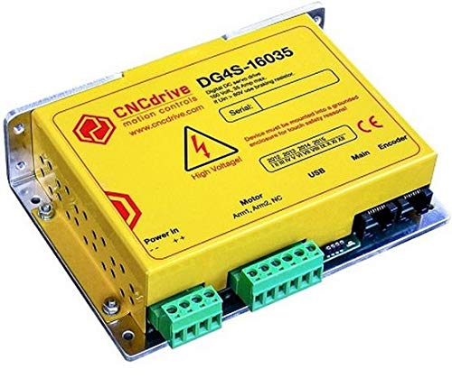 Dc Servo Drive - CNC Drive DG4S-08020 DC Servo Drive