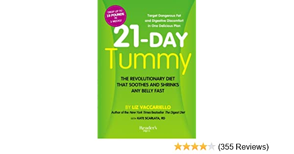 21-Day Tummy: The Revolutionary Food Plan that Shrinks and Soothes Any Belly  Fast - Kindle edition by Liz Vaccariello. Health, Fitness & Dieting Kindle  ...