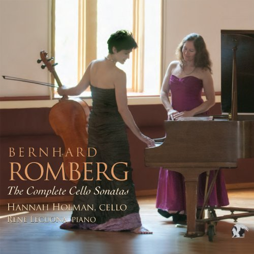 (Bernhard Romberg: The Complete Cello Sonatas)
