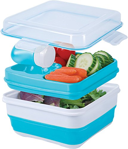 Cool Gear Collapsible Salad Storage ()