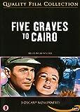 Five Graves To Cairo (region 2 EU import)