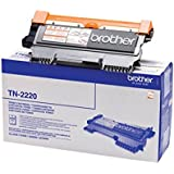 Brother TN-2220 Toner laser d'origine 2600 pages Noir