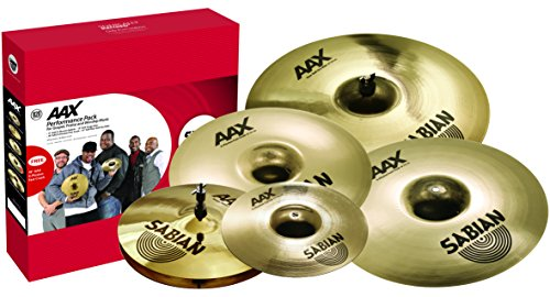 sabian cymbal package - 1