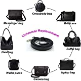 Adjustable PU Leather Replacement Strap, Handbags