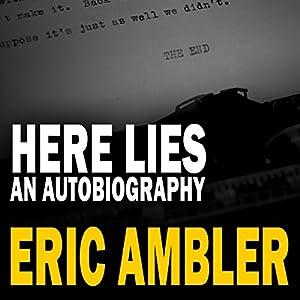 Here Lies - An Autobiography Audiobook