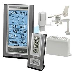 La Crosse  Technology Combo10-IT Professional Weather Center
