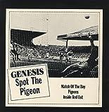 Spot The Pigeon EP - Blue Vinyl