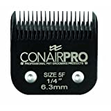 Conair PGRRB5FP Steel Clipper Replacement Blade, 6mm
