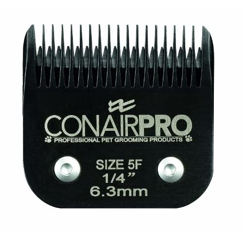 Conair Pro Pet Clipper Size 5F Steel Replacement Blade, 6.3 mm 50%OFF