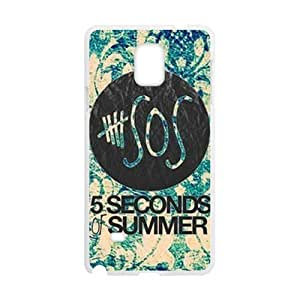 5 SECONDS OF SUMMER Phone Case for Samsung Galaxy Note4 hjbrhga1544