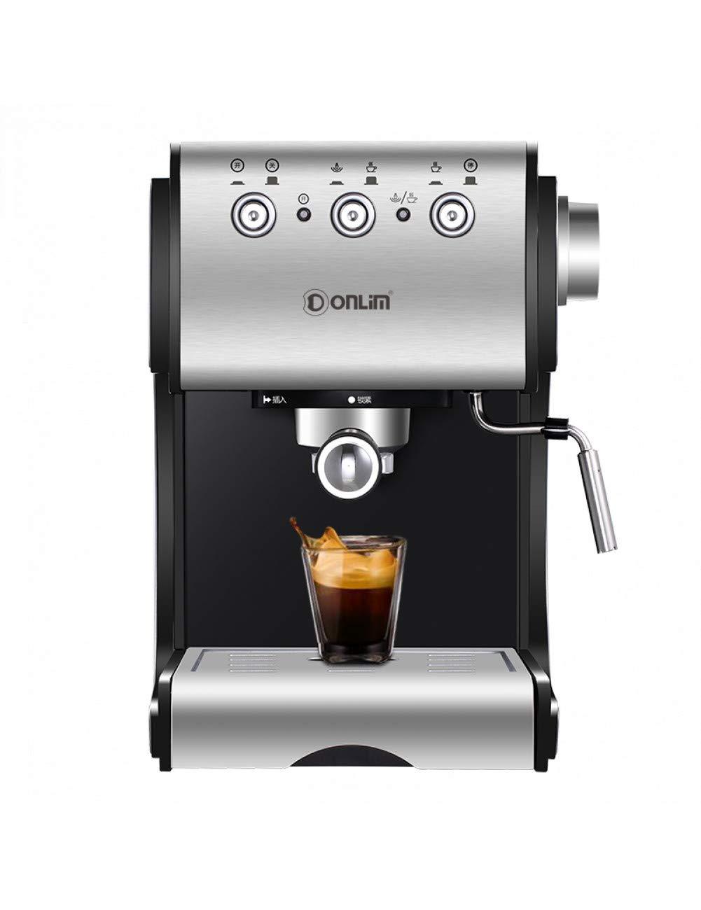 DTBA Cafetera Máquina De Café Espresso Semiautomática para ...
