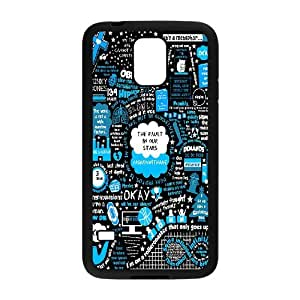 [bestdisigncase] For Samsung Galaxy S5 -The Fault In Our Stars - John Green PHONE CASE 19