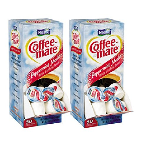 Nestl%C3%A9 Coffee mate Peppermint Creamer Singles