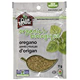 Club House Organic Oregano Leaves 11g