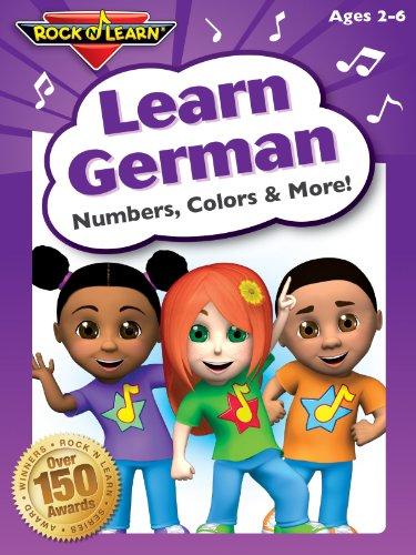 Learn German - Numbers, Colors and More (German ()