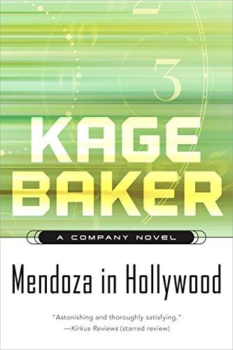 the company kage baker - 7