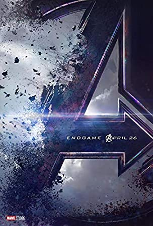 Import Posters The Avengers Endgame Us Movie Wall Poster Print