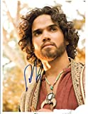 Ritchie Reece Signed Autographed 8x10 Photo 10,000 BC Hercules COA VD