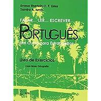 Falar... Ler... Escrever... Português: Übungsbuch