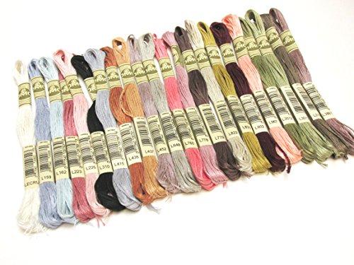 Embroidery Linen Floss - 1