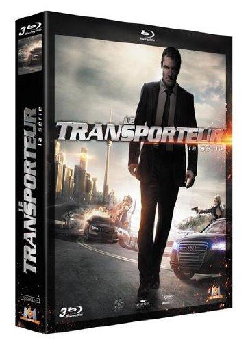 Transporter: The Series - 3-Disc Box Set [ Blu-Ray, Reg.A/B/C Import - France ]