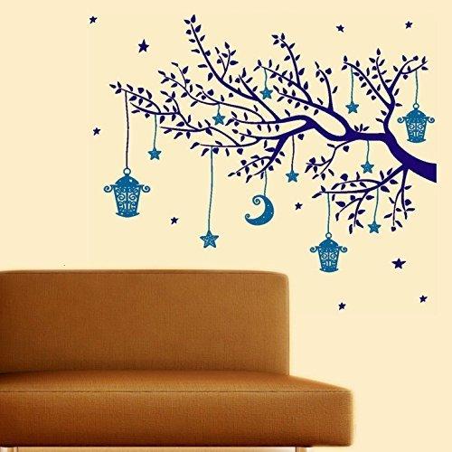 Decals Design 'Moon Light Branch' Wall Sticker