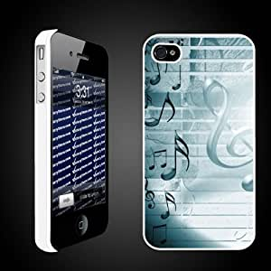"""Music Themed """"Teal Music Notes"""